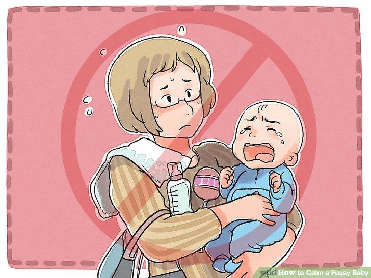 """Vermeiden Sie es, """"sie weinen zu lassen""""."""