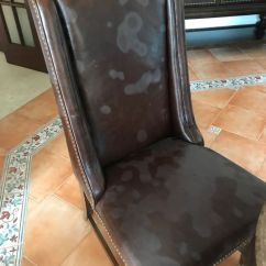 Clean Leather Sofa With Damp Cloth Armrest Remote Control Holder 4 Ways To Mold From Wikihow Uploaded 1 Year Ago
