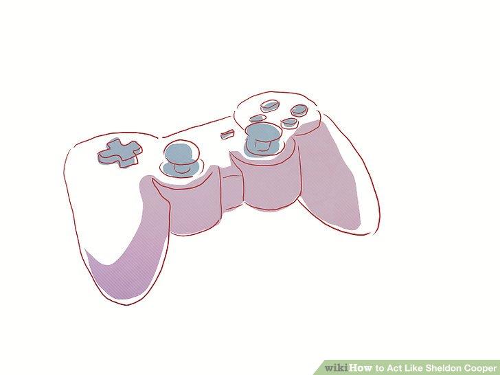 Sei ein Videospiel-Freak.