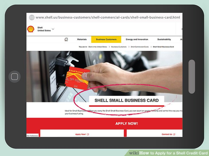 How to how to apply for a shell credit card consider a shell small business card colourmoves Gallery