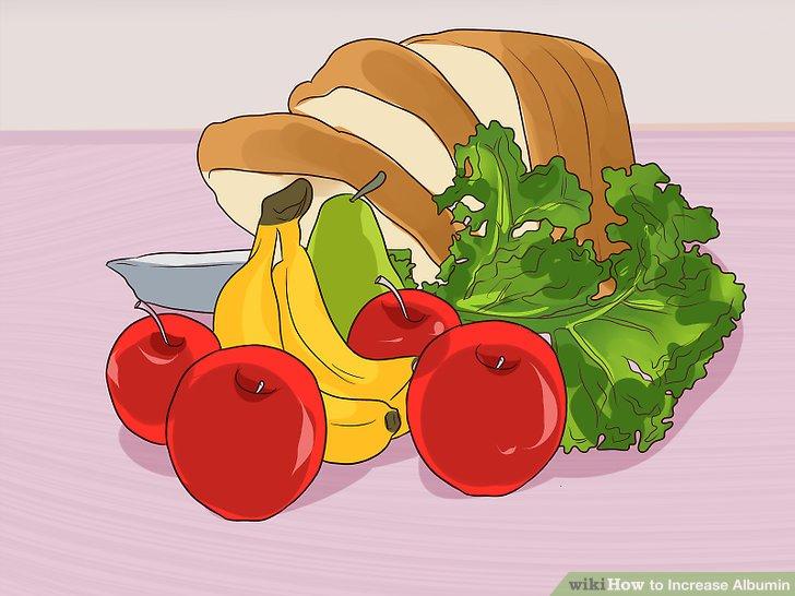 Halten Sie Ihre Mahlzeiten im Gleichgewicht.