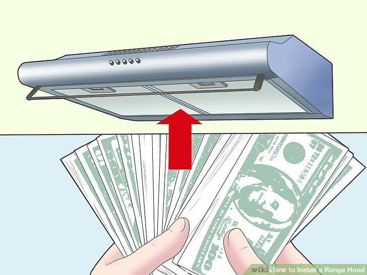 cooker hood wiring diagram kubota b7800 how to install a range 14 steps with pictures wikihow image titled step 1