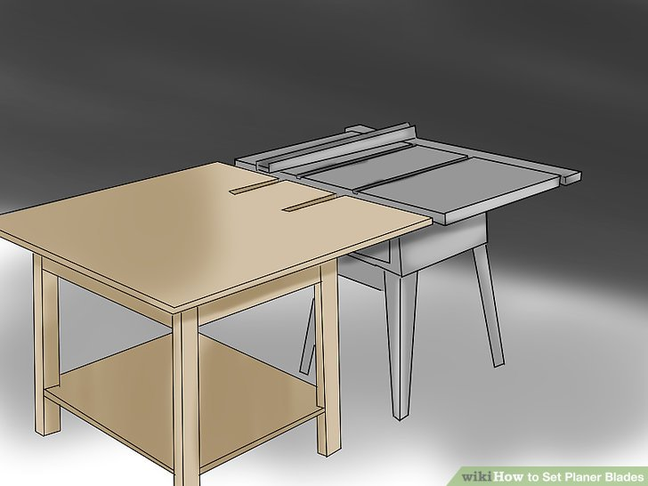 How To Adjust A Planer Thicknesser