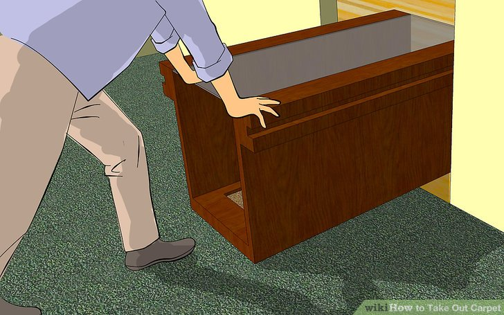How To Take Out Carpet 13 Steps With Pictures WikiHow