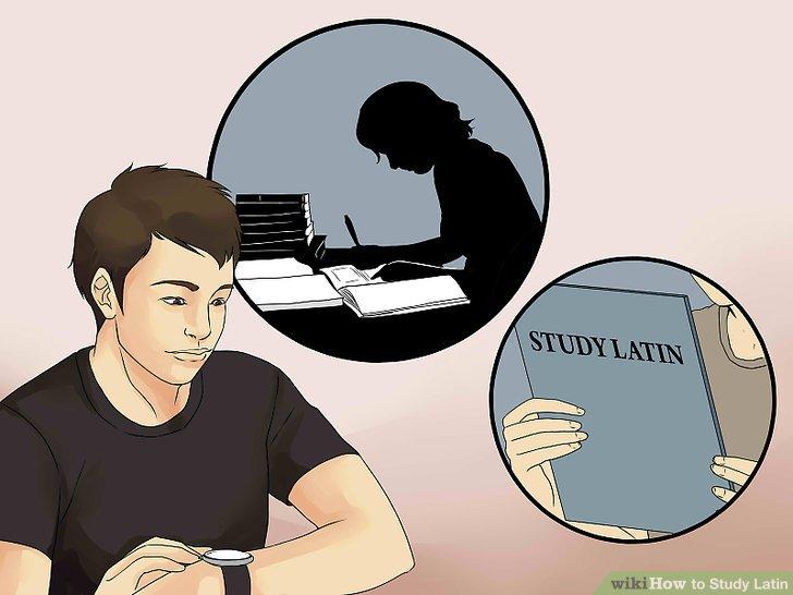 Set aside study time.