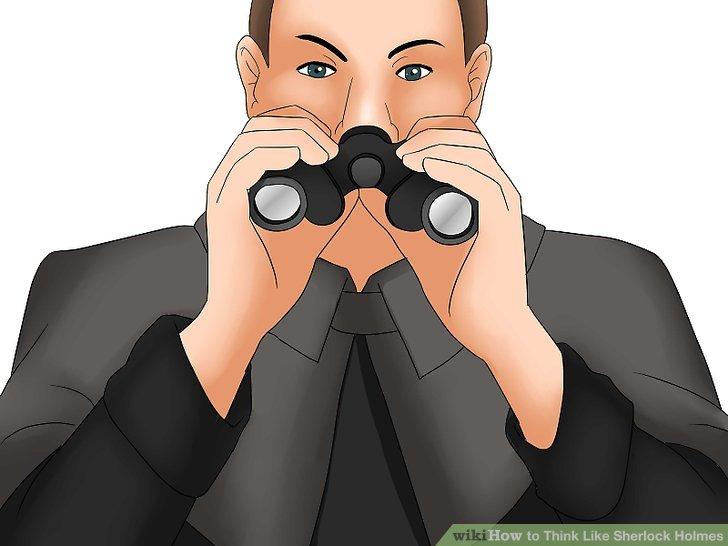 Verstehen Sie den Unterschied zwischen Sehen und Beobachten.