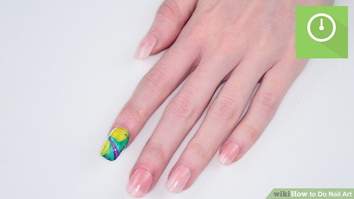 Image Led Do Nail Art Step 20