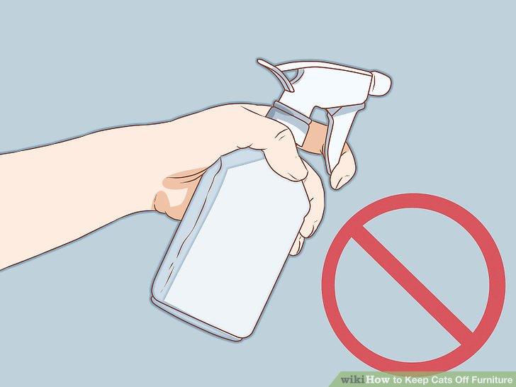 Sprey şişelerinden uzak durun.
