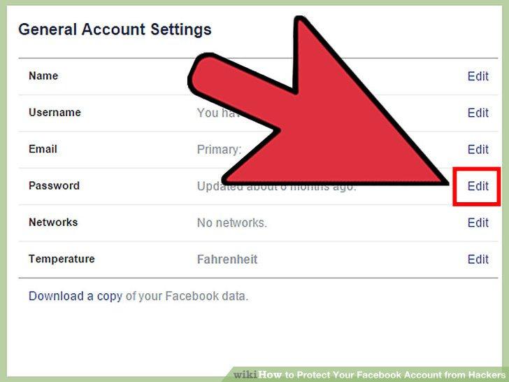 Ändern Sie Ihr Passwort