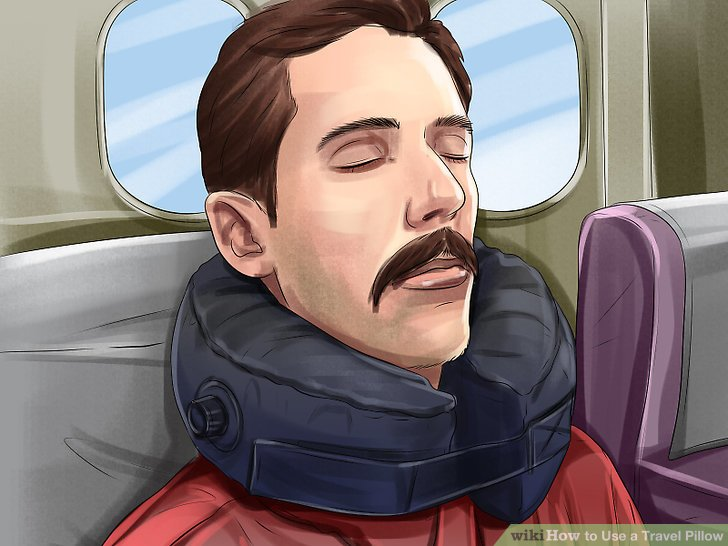 how to use a travel pillow fun facts