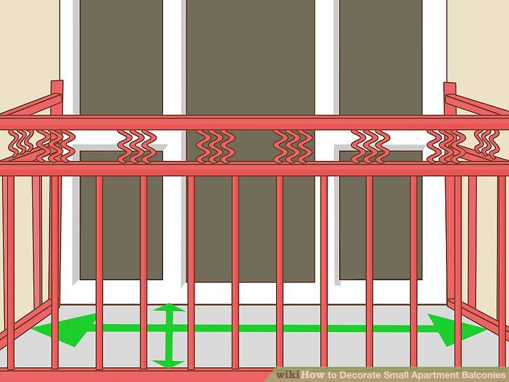 Wie Dekorieren Kleine Wohnung Balkon