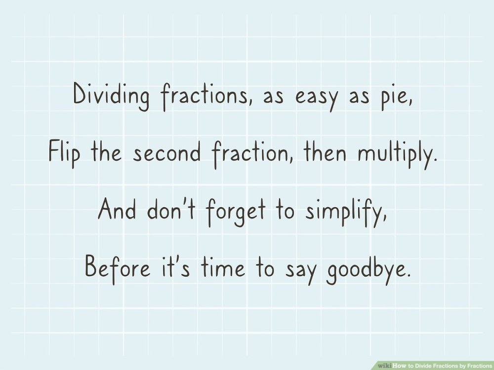 medium resolution of How to Divide Fractions by Fractions - wikiHow