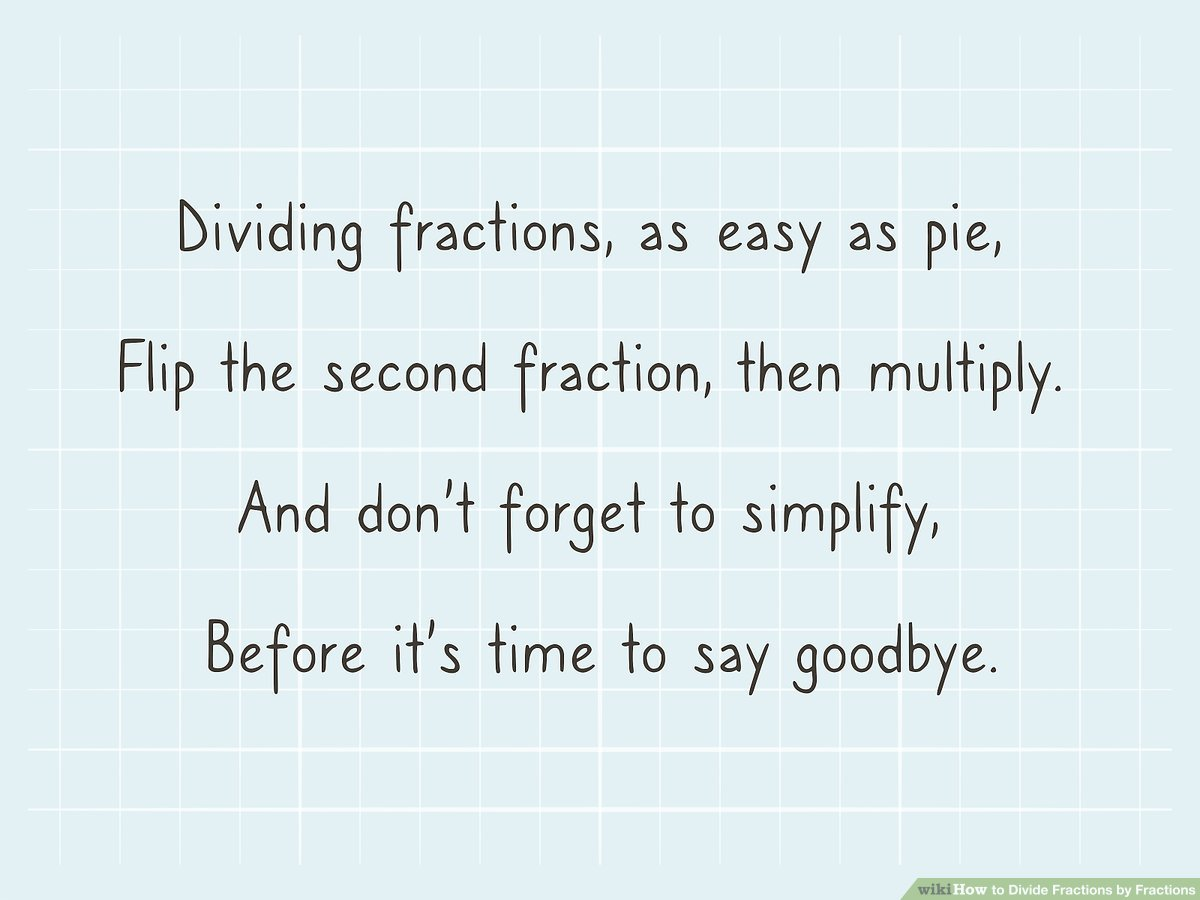 hight resolution of How to Divide Fractions by Fractions - wikiHow