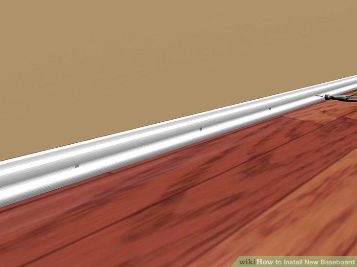 Baseboard Nails