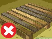 How to Clean Wood Pallets: 8 Steps (with Pictures) - wikiHow