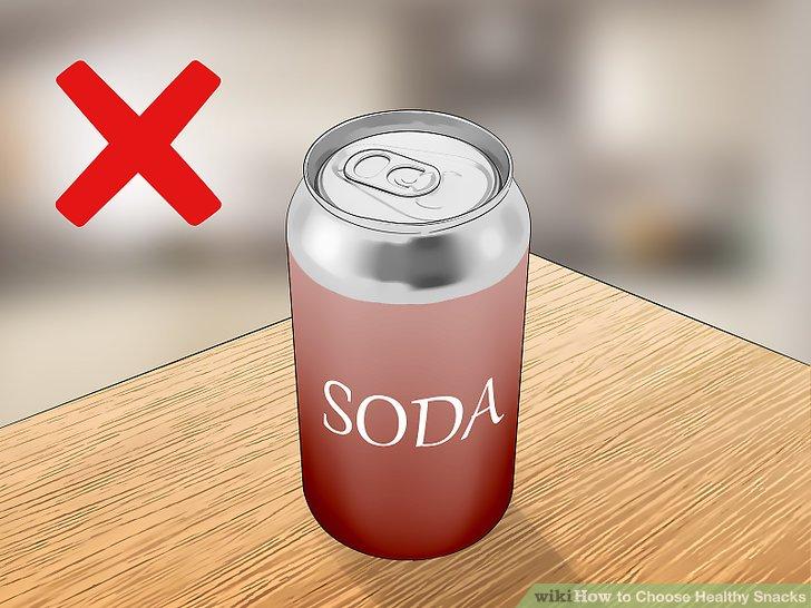 Vermeiden Sie, Ihre Kalorien zu trinken.
