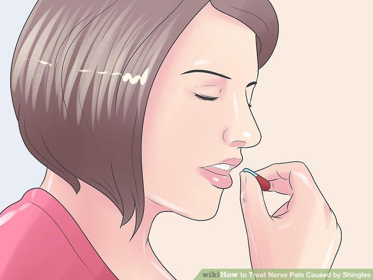 Nehmen Sie nichtsteroidale, entzündungshemmende Medikamente ein, um Ihre Schmerzen zu lindern.