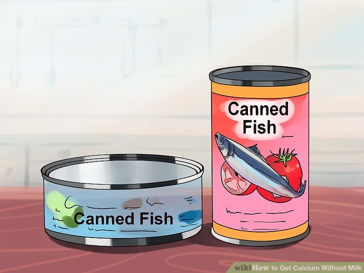 Eat more canned fish.