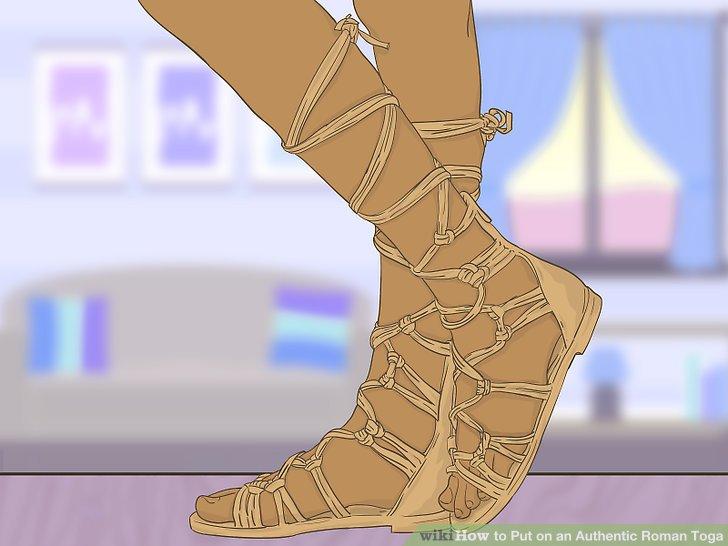 Wear the right footwear.