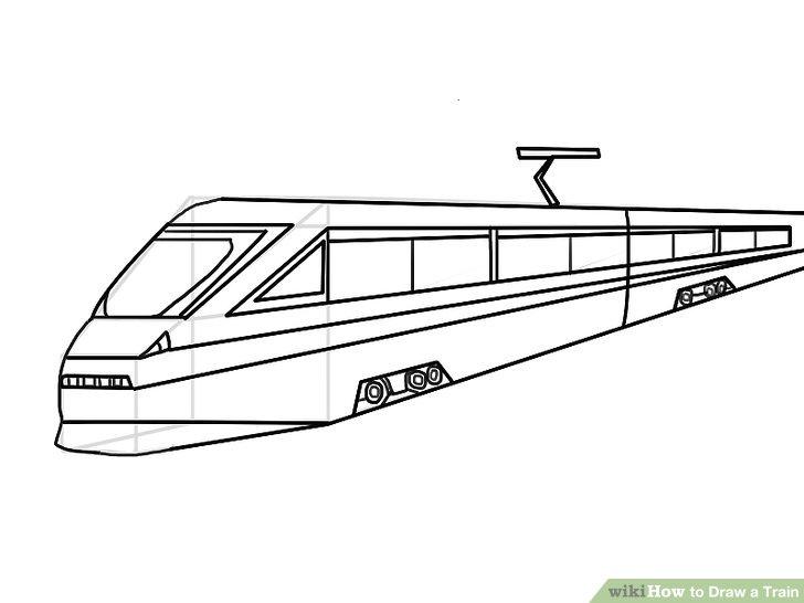 Wie Zeichnet Man Einen Zug Wieistesgemacht