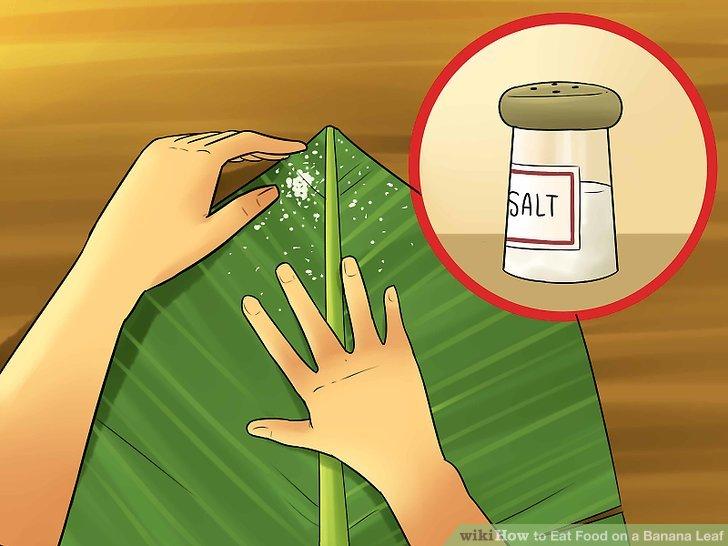 Beginnen Sie mit Salz.