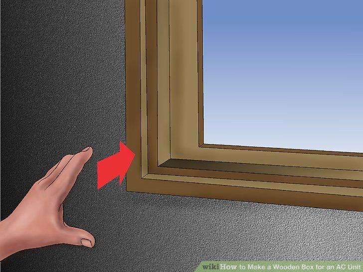 Platzieren Sie Ihre Box im Fenster, um einen guten Sitz zu gewährleisten.