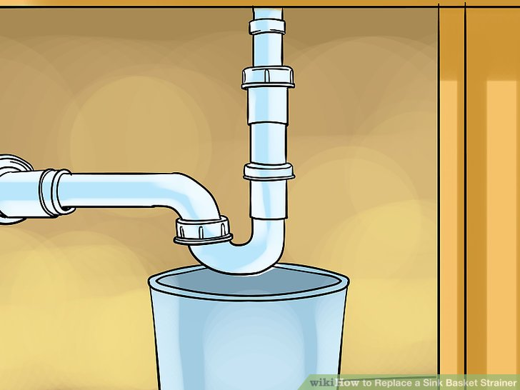 Assemble the rest of the plumbing.