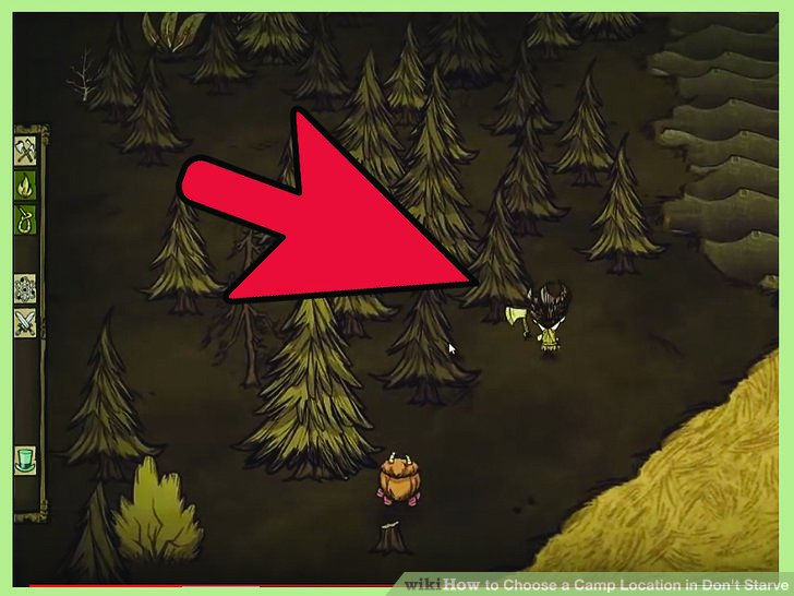 Scout out resources of every biome.