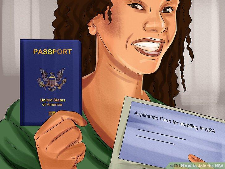 Legen Sie Ihrer Bewerbung einen Nachweis über die Staatsbürgerschaft vor.