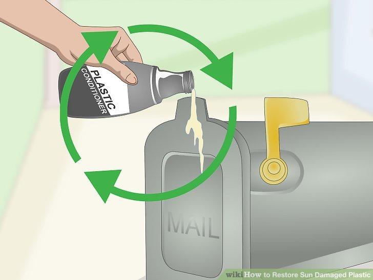 Tragen Sie eine zweite Beschichtung auf, wenn der Conditioner schnell absorbiert wird.