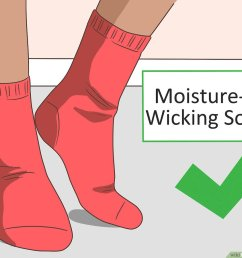 4 ways to treat a foot blister wikihow foot blister diagram [ 1200 x 900 Pixel ]