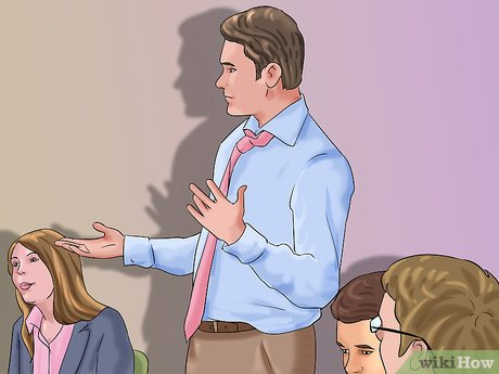 Image titled Supercharge Business Meetings Step 22  How to Introduce Yourself and Impress People v4 460px Supercharge Business Meetings Step 22 Version 3