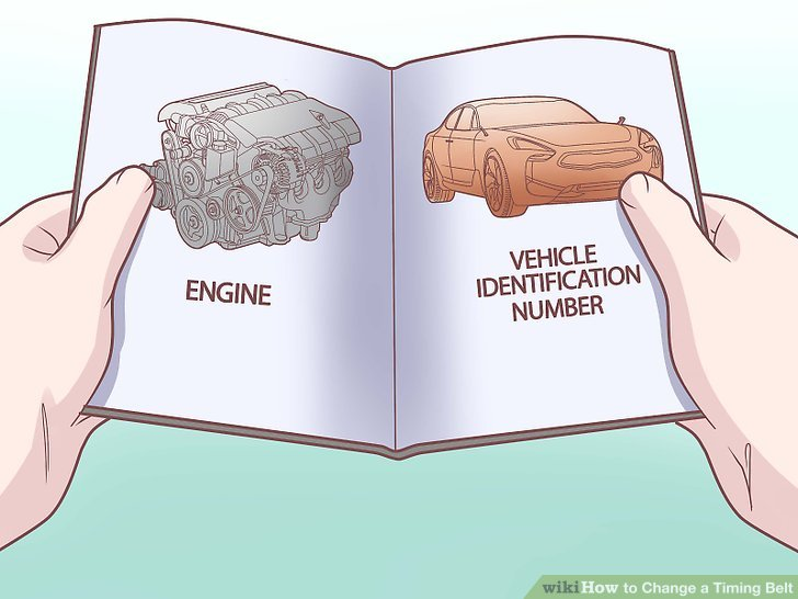 holden astra timing belt diagram redarc bms wiring how to change a with pictures wikihow image titled 34801 2