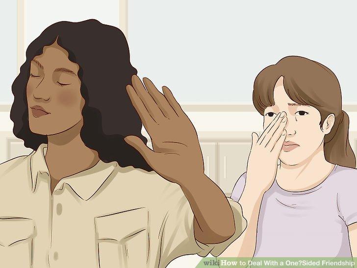 Beachten Sie, wenn Ihr Freund Aufmerksamkeit und Befriedigung erwartet, ohne sie dafür zur Verfügung zu stellen.