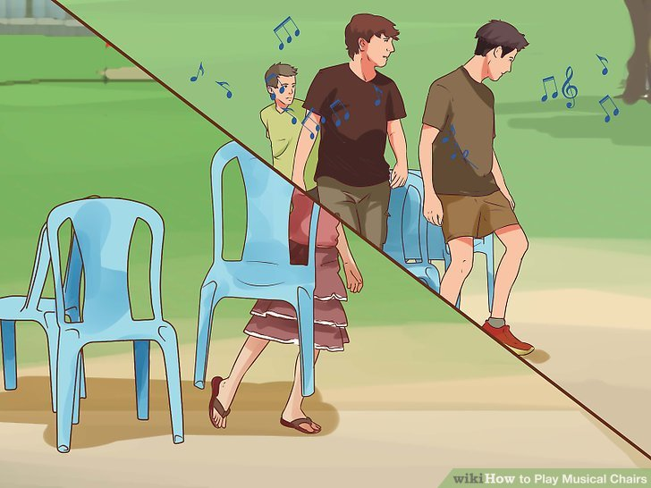 chair dance ritual song desk booster cushion how to play musical chairs 11 steps with pictures wikihow image titled step 7