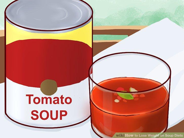 Tauschen Sie ein bis zwei Mahlzeiten gegen Suppe aus der Dose.