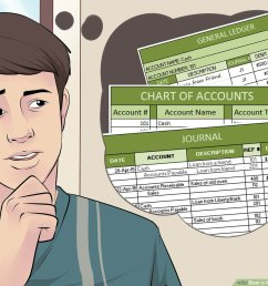How to Write an Accounting Ledger (with Pictures) - wikiHow [ 900 x 1200 Pixel ]