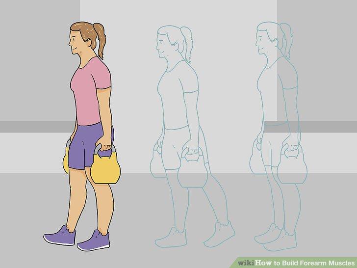 Start walking.