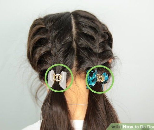 Image Titled Do Double French Braids Step