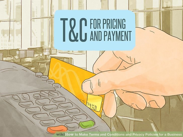 Fiyatlandırma ve ödemeyle ilgili şartları ve koşulları belirtin.