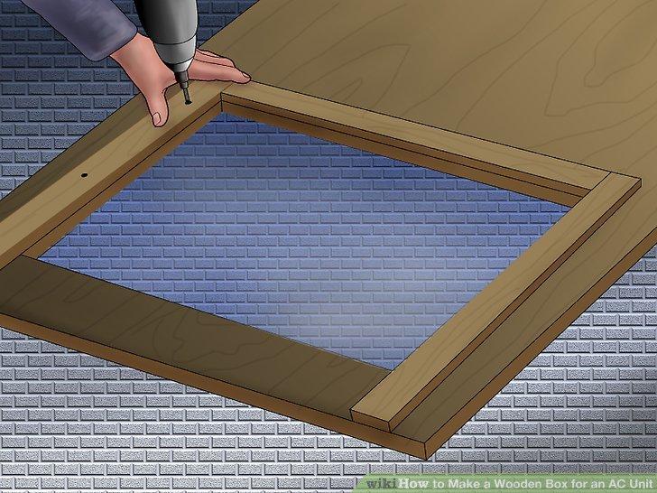 Fügen Sie den vertikalen Fensterfang hinzu, um den Kanal für das Fenster abzuschließen.