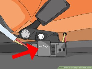 How to Disable a Seat Belt Alarm: 6 Steps (with Pictures)