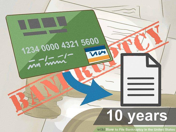 Verstehen Sie, wie die Insolvenz Ihren Kredit beeinflusst.