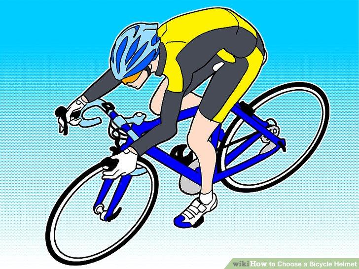 Wählen Sie einen Helm, der bequem genug ist, um während der gesamten Fahrt getragen zu werden.