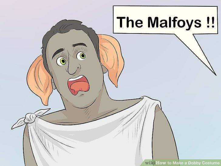 Schrei, wenn jemand die Malfoys erwähnt.