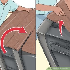 Dfs Sofas 2 Seater Burlington Sofa Laura Ashley 3 Ways To Dismantle A Recliner - Wikihow