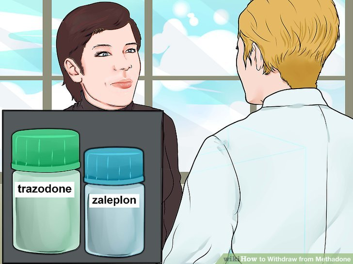 Ask your doctor about using trazodone, zaleplon or zolpidem to treat insomnia.