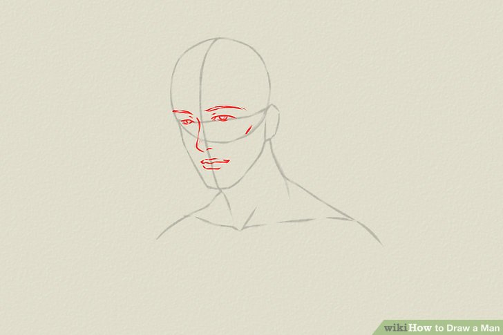 How To Draw A Man Practical Information