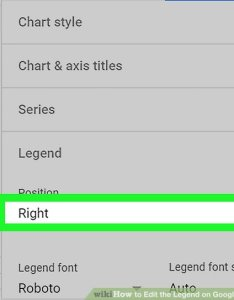 Image titled edit the legend on google sheets pc or mac step also how to steps rh wikihow tech