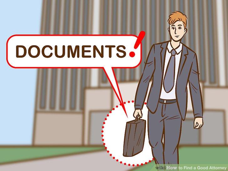 Bringen Sie Dokumente oder Informationen zum Meeting mit.